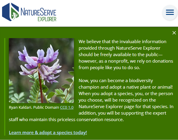 NatureServe.org