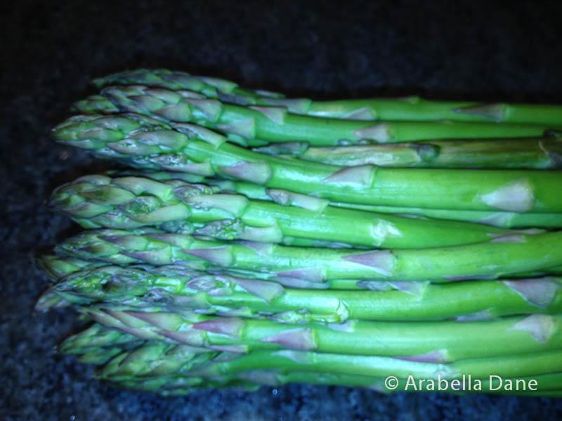 Asparagus officinalis cv.